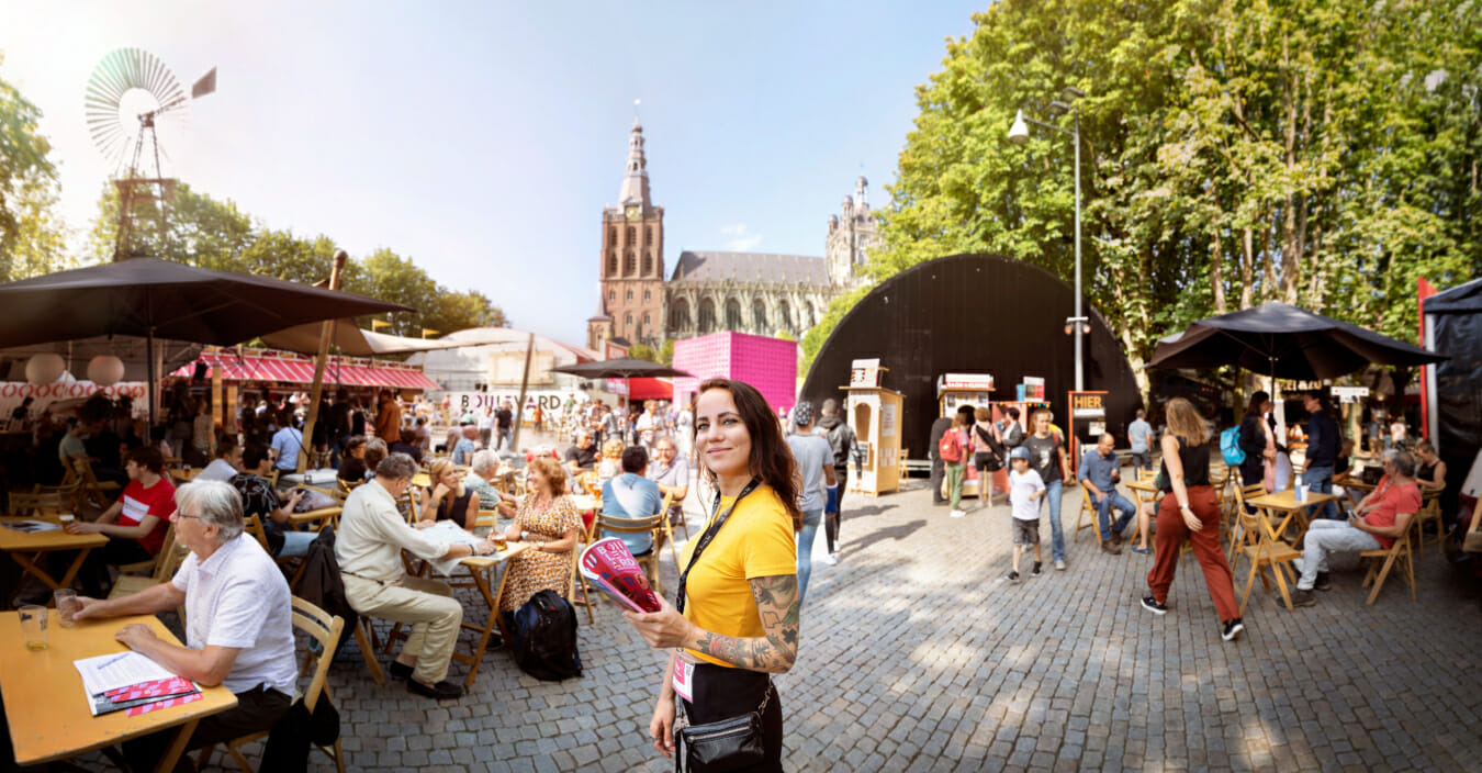 Campagne City Marketing 's-Hertogenbosch